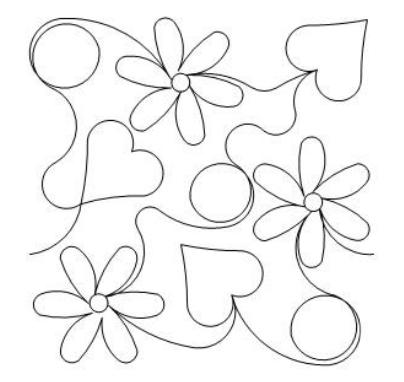 Hearts 'n Flowers