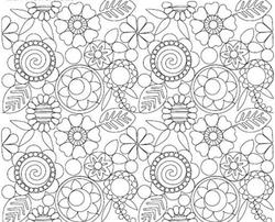Zen Flowers by Anne Bright Designs