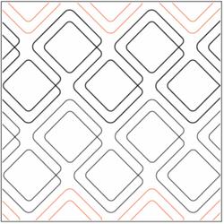 Diagonal Plaid-Bias Cut