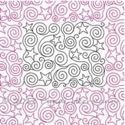 Stars in a Swirl