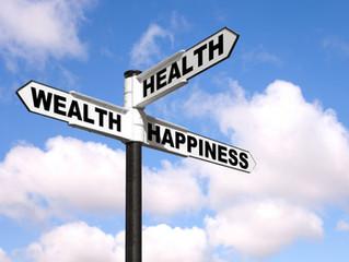 הדרך שלי להרזיה: בריאות, אושר ועושר