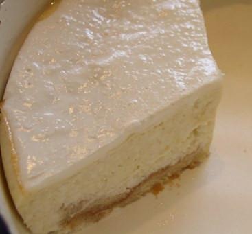 עוגת גבינה דיאטטית מתכון משודרג של קרין גורן