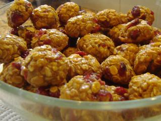 עוגיות טחינה בריאות