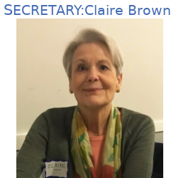 SECRETARY: Claire Brown.PNG