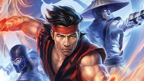 Review: 'Mortal Kombat Legends: Battle of the Realms' (2021) Dir. Ethan Spaulding