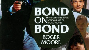 Review: 'Bond On Bond: The Ultimate Book on 50 Years of Bond Movies' (2012) Aut. Sir Roger Moore
