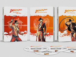 News: 4K Indiana Jones tetralogy revealed