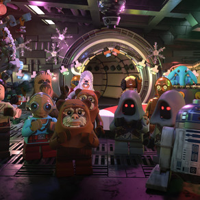 Review: 'The LEGO Star Wars Holiday Special' (2020) Dir. Ken Cunningham