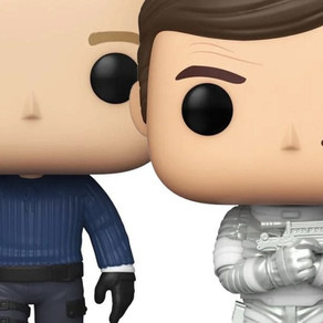 News: 'No Time To Die' & 'Moonraker' Funko Pops