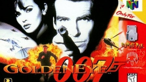 Game: 'GoldenEye 007' (1997) Dev. Rare