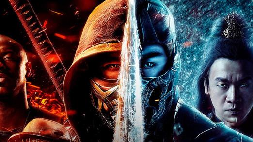 Review: 'Mortal Kombat' (2021) Dir. Simon McQuoid