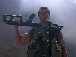 Vault: 'Commando' (1985) Dir. Mark L. Lester