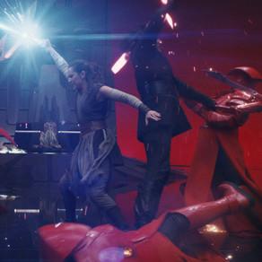 Review: 'Star Wars VIII: The Last Jedi' (2017) Dir. Rian Johnson