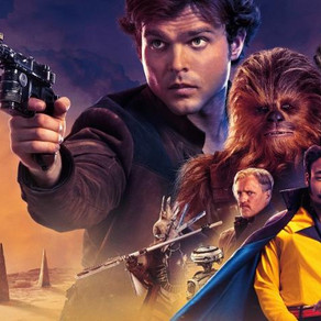 Review: 'Solo: A Star Wars Story' (2018) Dir. Ron Howard