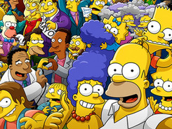 Celebrating 'The Simpsons' on Disney+