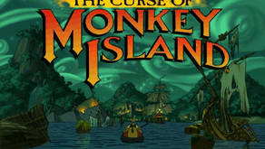 Game: 'The Curse Of Monkey Island' (1997) Dev. LucasArts