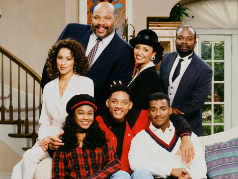 'The Fresh Prince Of Bel-Air' @ 30