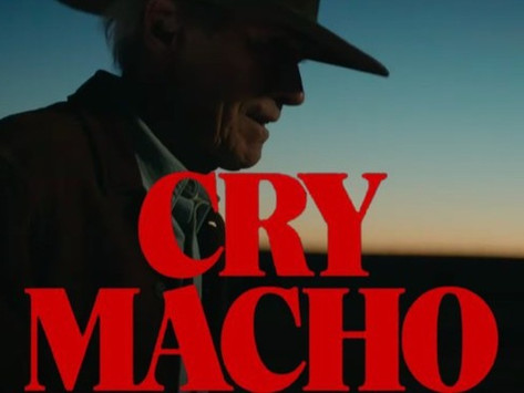 News: 'Cry Macho' trailer and poster