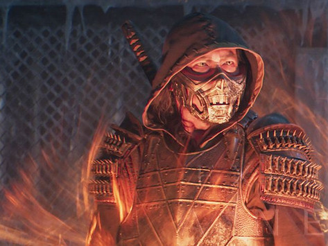 News: 'Mortal Kombat' due May 6th in the UK