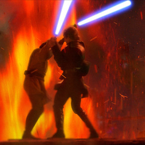 Review: 'Star Wars III: Revenge Of The Sith' (2005) Dir. George Lucas
