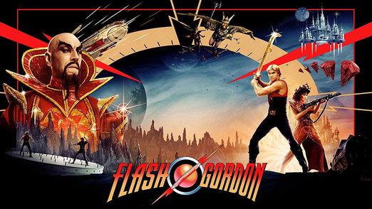 Review: 'Flash Gordon: The Official Story of the Film' (2020) Aut. John Walsh