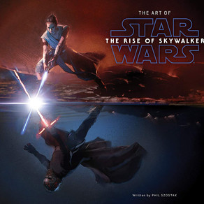Review: 'The Art of Star Wars: The Rise Of Skywalker' (2020) Aut. Phil Szostak