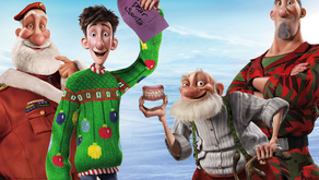 Xmas: 'Arthur Christmas' (2011) Dirs. Sarah Smith & Barry Cook