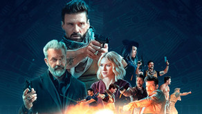 Review: 'Boss Level' (2021) Dir. Joe Carnahan