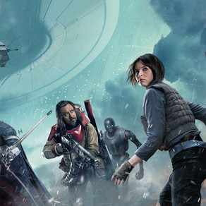 Review: 'Rogue One: A Star Wars Story' (2016) Dir. Gareth Edwards