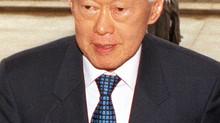 中國和平崛起的內部困難-李光耀的一人之見