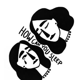 How can you sleep