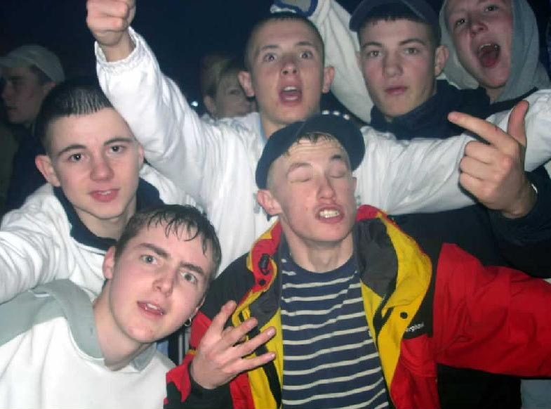 Miltown Malbay scumbag fighters