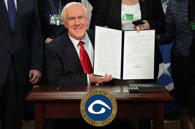 CHAIRMAN LAU SIGNS EXECUTIVE ORDER BANNING ALL 'FOREIGN INSTRUMENTS' FROM SESSIONS
