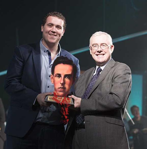 GRADAM CEOIL TROPHY NOW JUST MICHAEL COLEMAN'S SEVERED HEAD