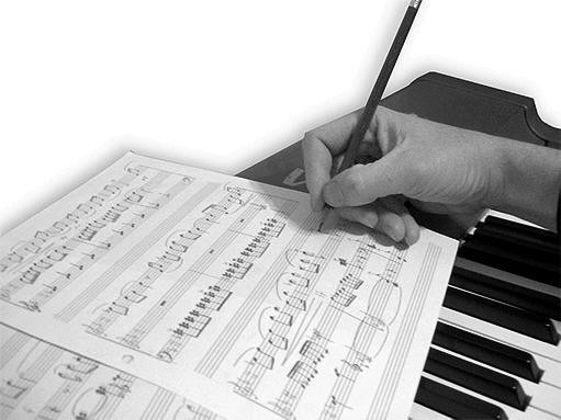 COMPOSER'S NEW TUNE SOUNDS SUSPICIOUSLY LIKE ALL HIS OTHERS