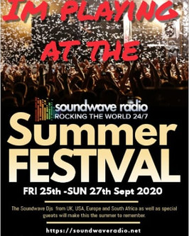 2020 SoundwaveRadio.Net Virtual Festival