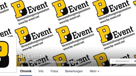 BP Event bei Facebook