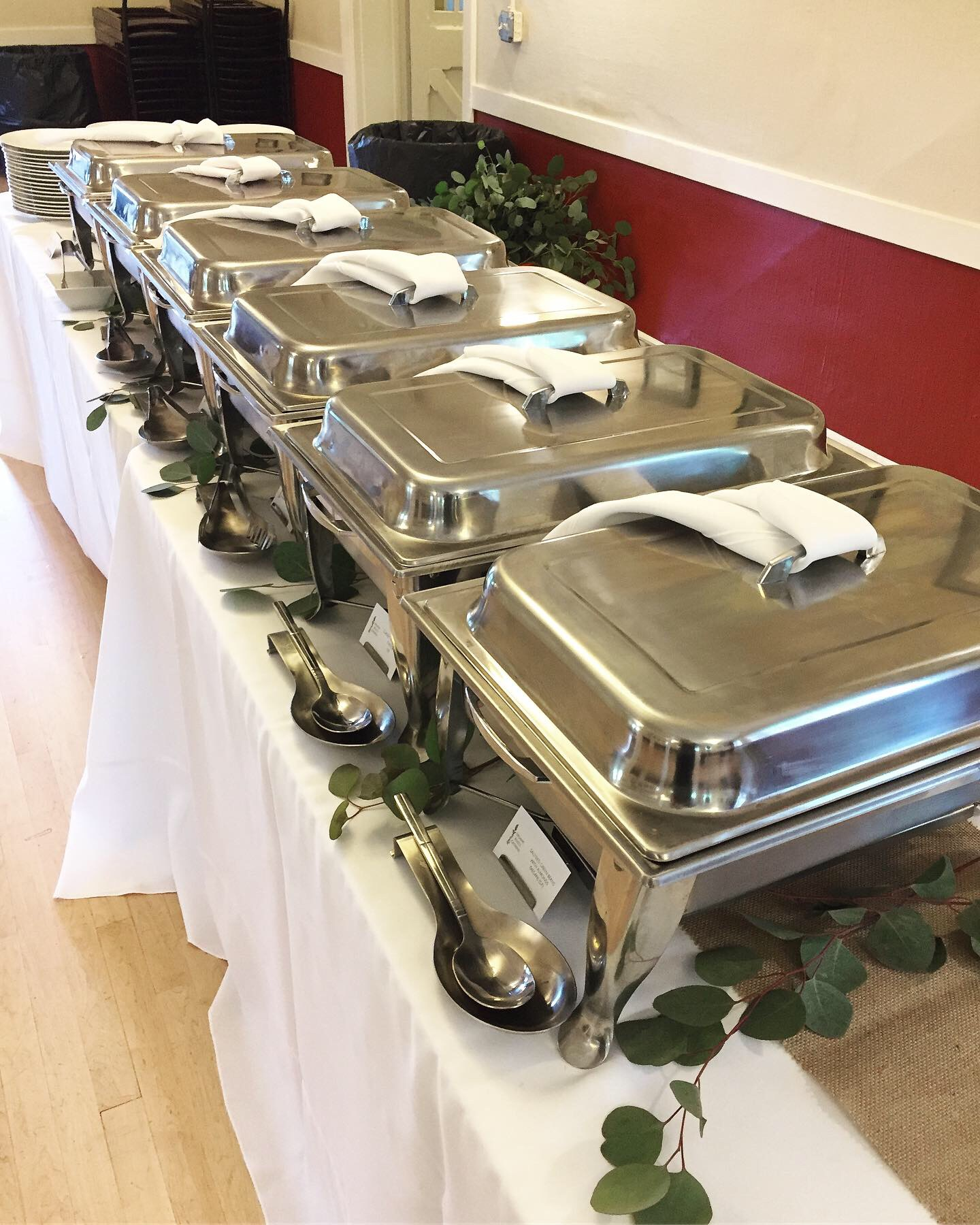 Classic Chafing Dish