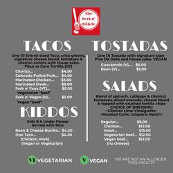 Tacos & Tostadas 2021