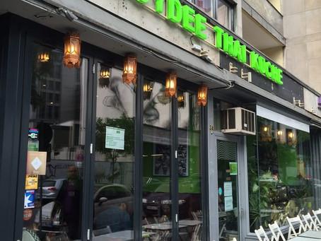 Restaurant Aroydee Frankfurt Stiftstraße