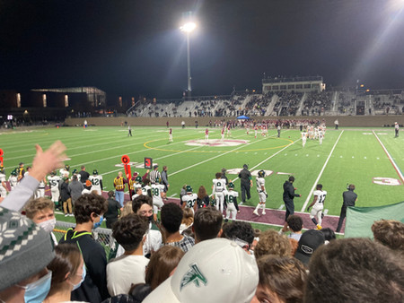 NFL Fans Left Sidelined By COVID-19 while Groves fans pack the stands