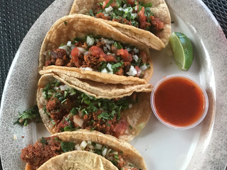 El Guanaco delights with authentic latin dishes from Mexico and El Salvador