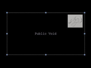 Ranking of Public Void