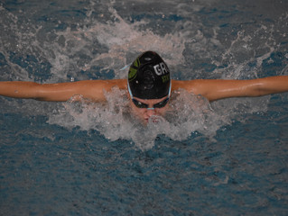 How the girls swim team has overcome COVID restrictions to swim faster than ever