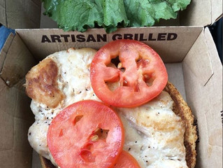 Reviewing the McDonald's Artisan Grilled Chicken Sandwich