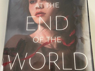 Agnes At the End of the World, a perfect pandemic read