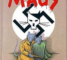 Maus: a living lesson on the holocaust