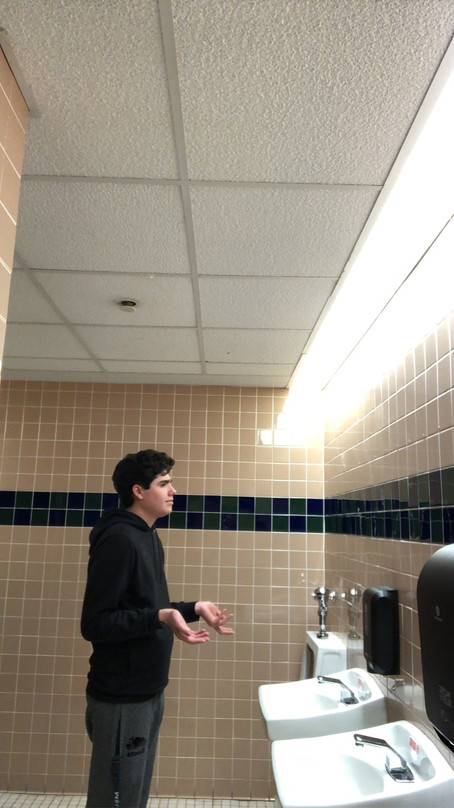 New bathrooms and improved sanitation may alleviate student concerns post Covid