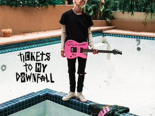 Ranking every song on Machine Gun Kelly and Travis Barker's album: Tickets To My Downfall