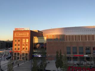 Detroit Pistons move Downtown